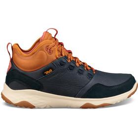 Teva M's Arrowood 2 Mid WP Shoes Midnight Navy